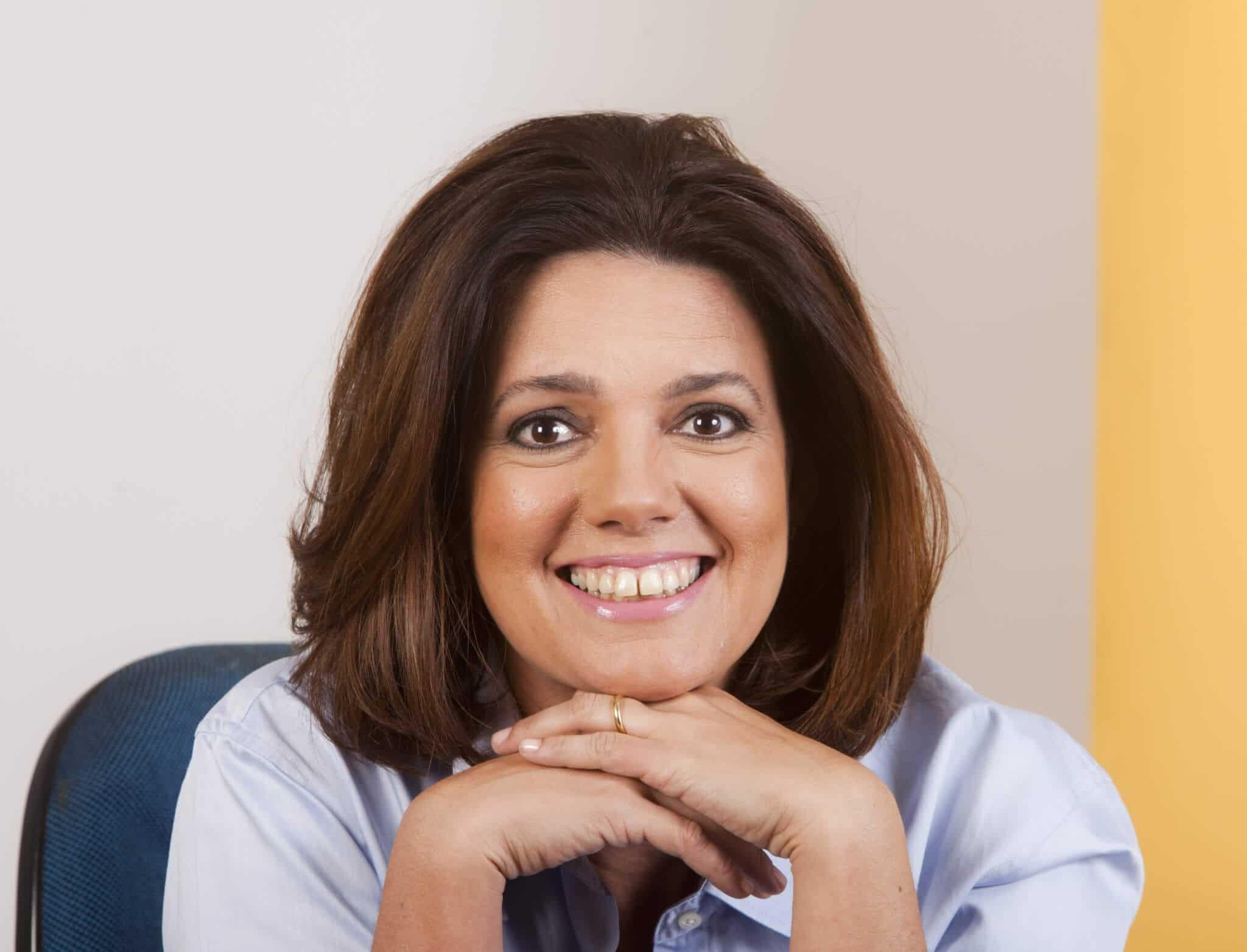 Mara Luquet palestrante de economia